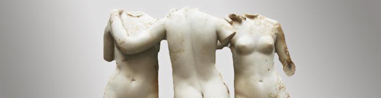 römische Statuen